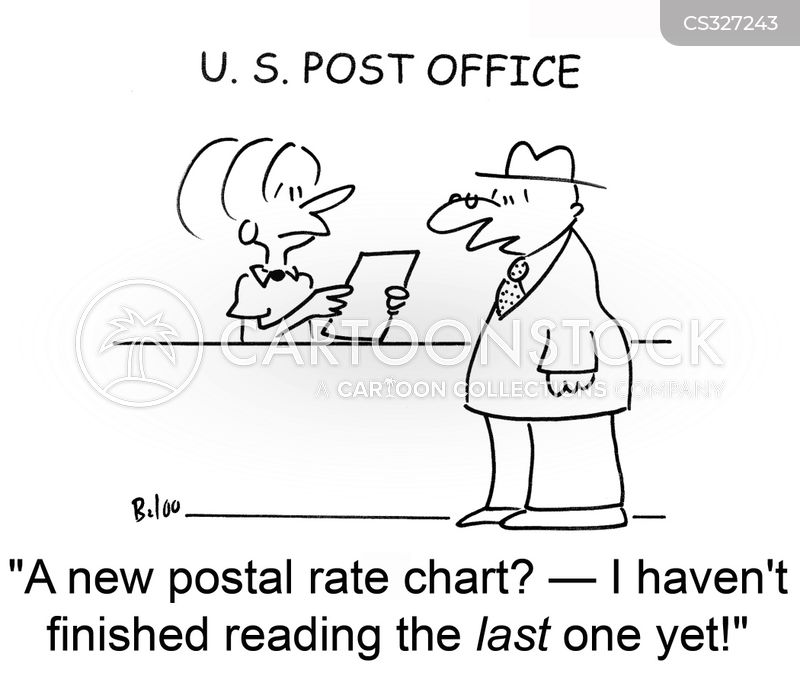 Rate Charts Cartoons and Comics - funny pictures from CartoonStock
