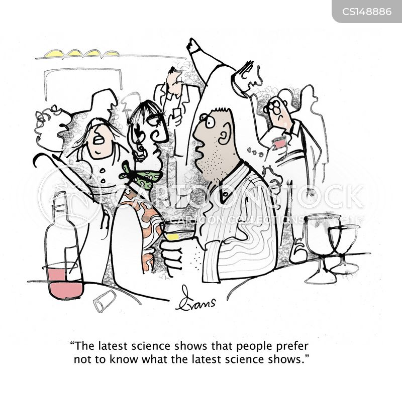 Scientific Report Cartoons and Comics - funny pictures from CartoonStock