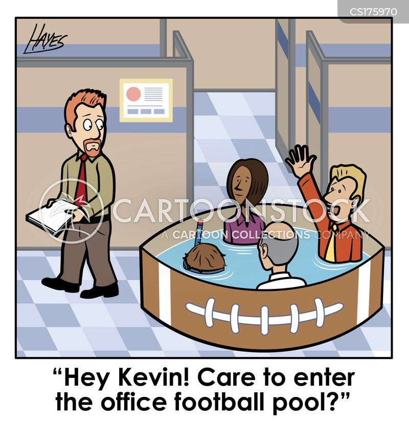 Football Pools Cartoons and Comics - funny pictures from CartoonStock