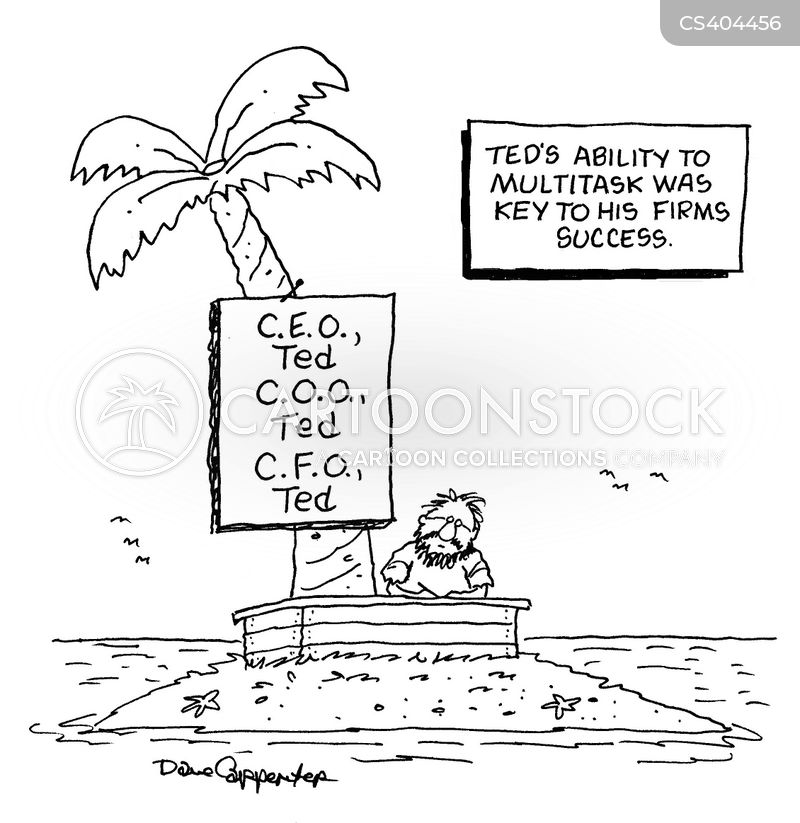 Chief Operating Officer Cartoons and Comics - funny pictures from - chief operating officer job description