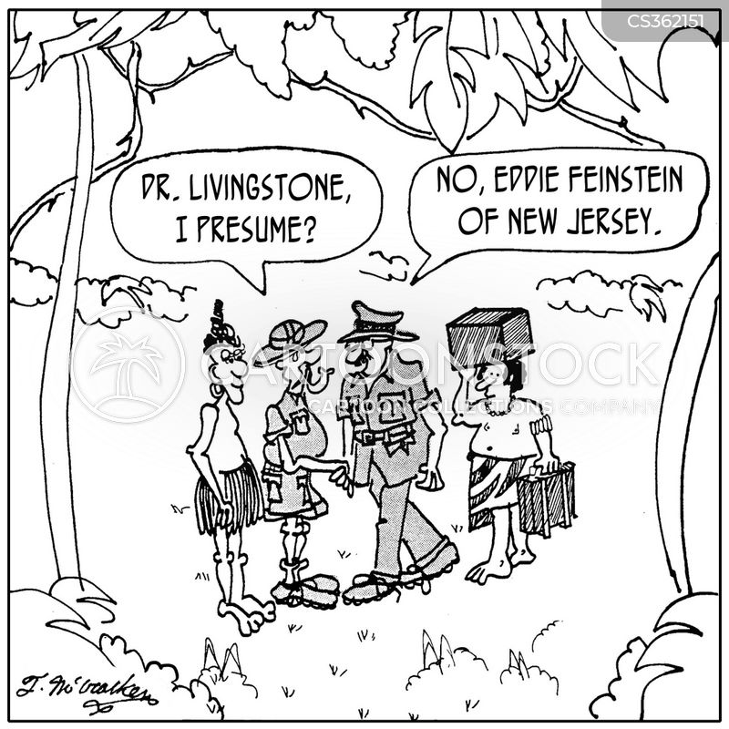 Stanley And Livingstone Cartoons and Comics - funny pictures from