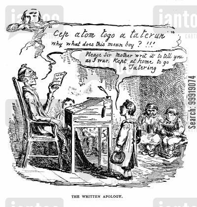 child labour cartoons - Humor from Jantoo Cartoons