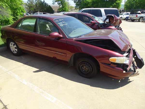 LSO Auctions - Lot 18-4074 - 2002 BUICK CENTURY (Item 1074508690)
