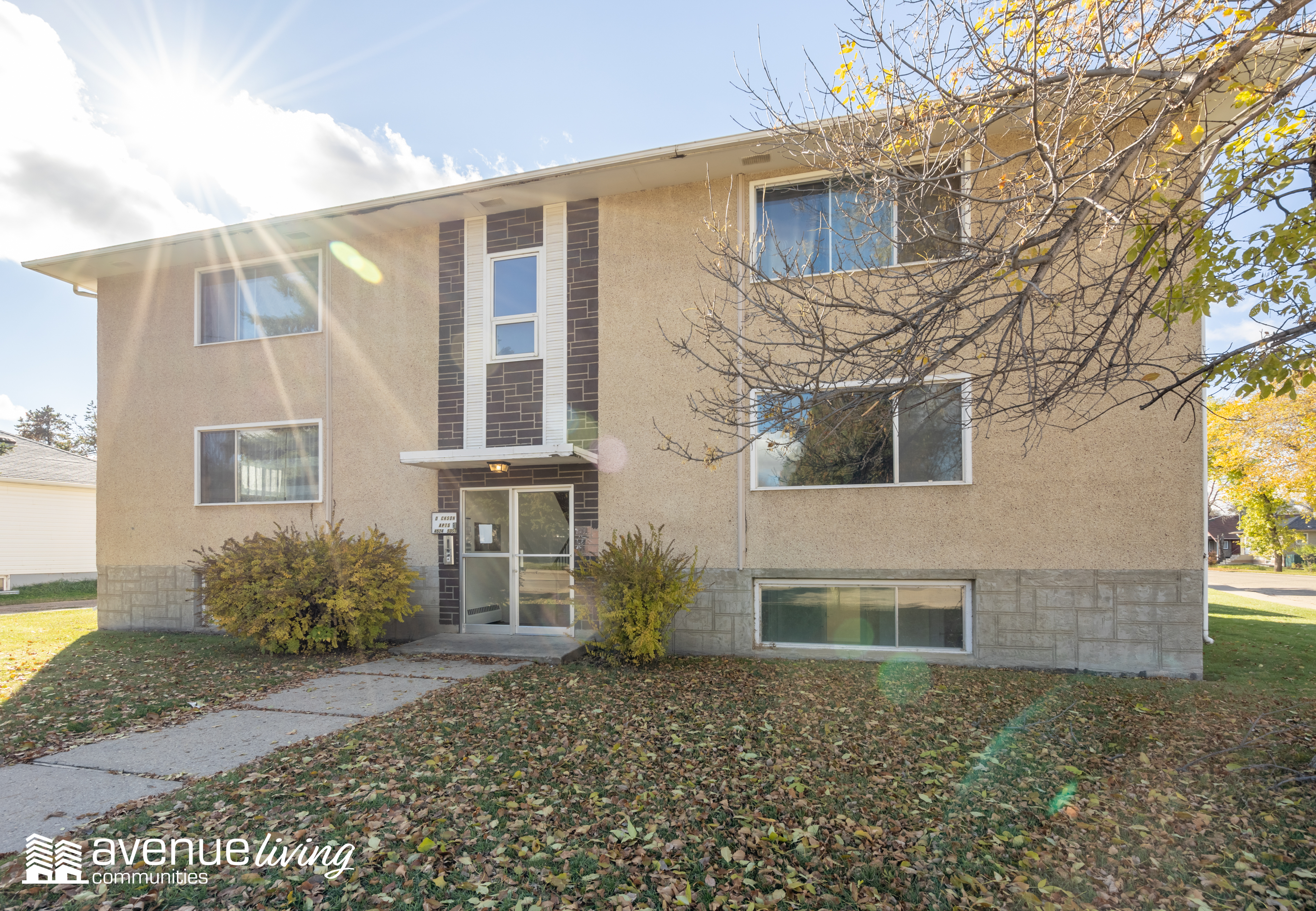 Exterieur Dickson Classic 1 Bedroom Residential For Rent In Wetaskiwin