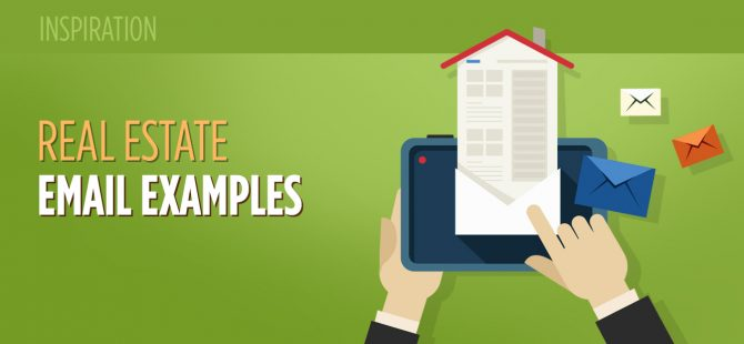 10 Well-Done Real Estate Email Newsletter Examples - MailBakery