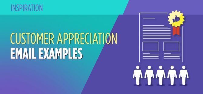 15 Awesome Customer Appreciation Email Marketing Campaigns - appreciation email