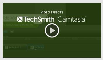 Lifetime Access to Camtasia!