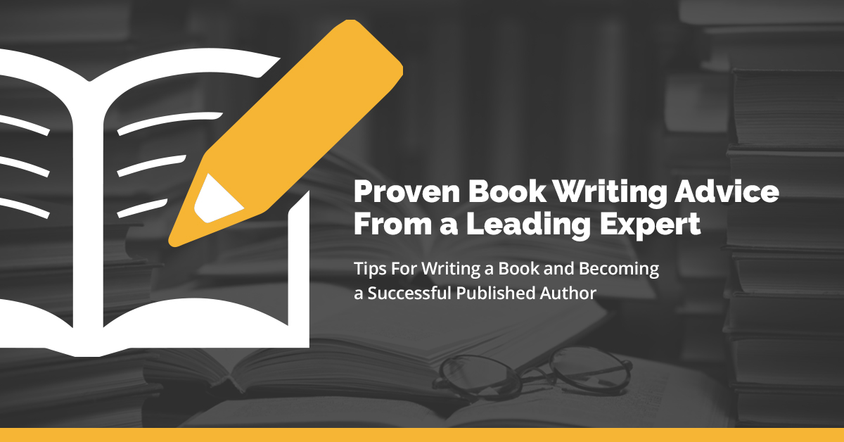 Write a Book With Help From Best-Selling Author Brian Tracy