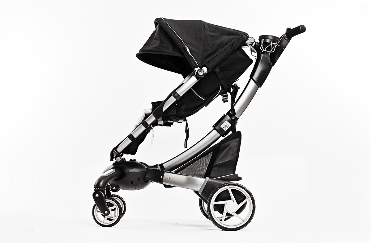 Baby Buggy Mercedes 4moms Origami Stroller Most Technologically Advanced