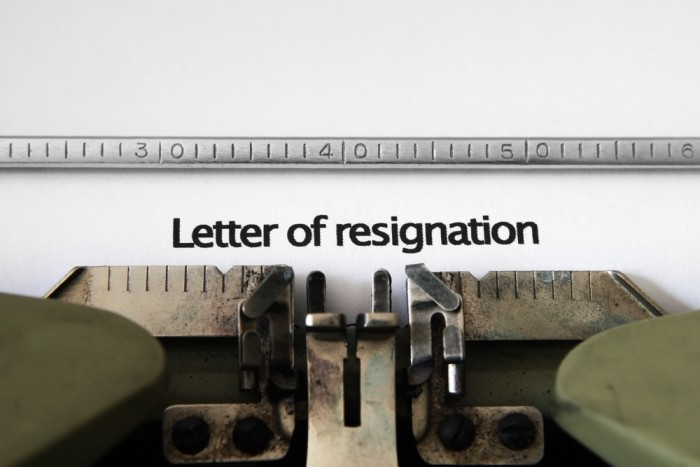 The 3 Things That People Should Always Say When Resigning TLNT