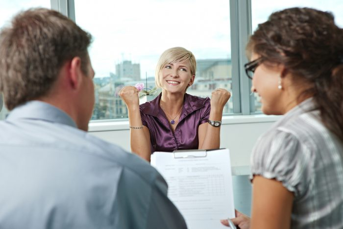 Signs That You Aced Your Job Interview \u2013 So Now You Can Relax - TLNT