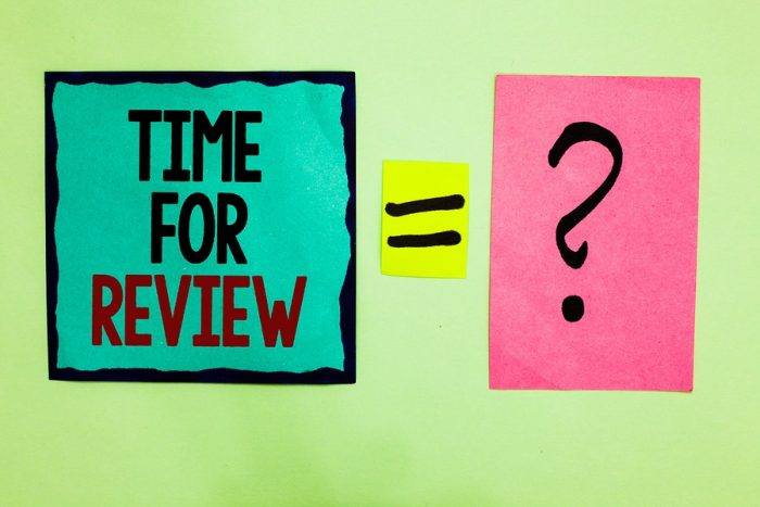 The Unconscious Factors That Make Annual Reviews So Subjective - TLNT