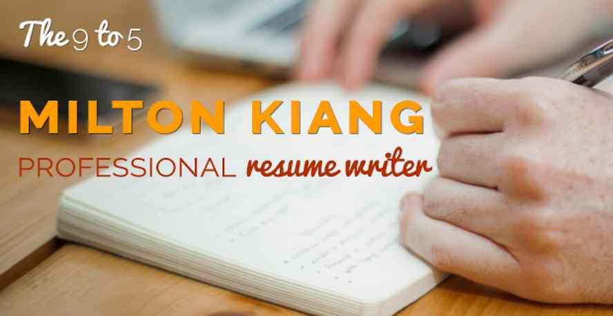 resume writer jobs toronto