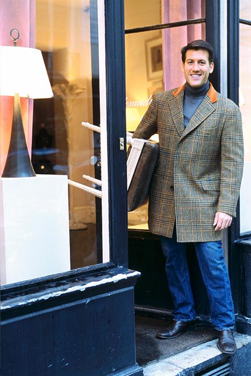 Michael Bruno Launches Trade-Exclusive Marketplace Art-Design-Carta