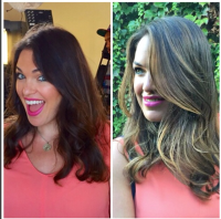 The Right Way to Go From Dark to Light Hair - Hair Color ...