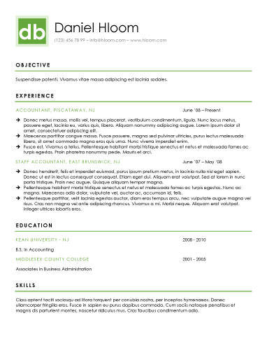 Legal Secretary Resume Example 15 Modern Design Resume Templates You Can Use Today