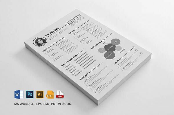 24 Free Resume Templates to Help You Land the Job - Free Word Resume