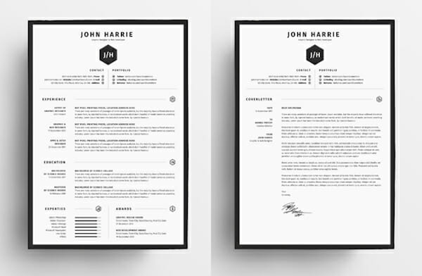 resume design - Onwebioinnovate - Resume Design