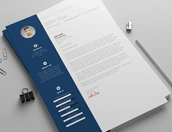 15 Free Resume Templates for Microsoft Word - Free Resume Microsoft Word Templates