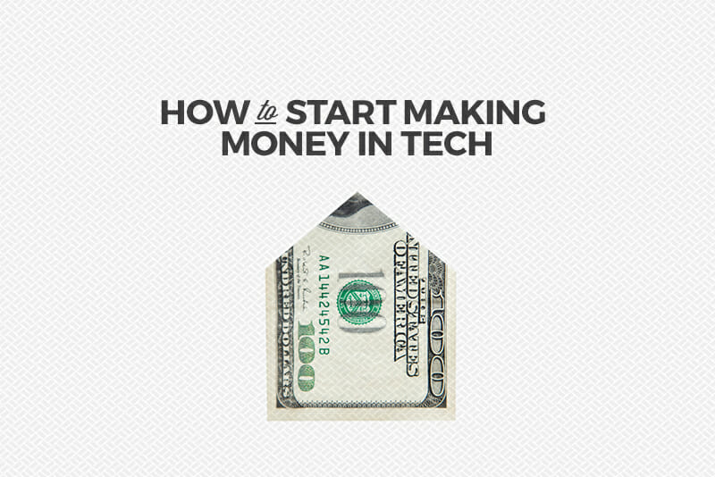 Make Money With Your New Tech Skills Through These 8 Real-World