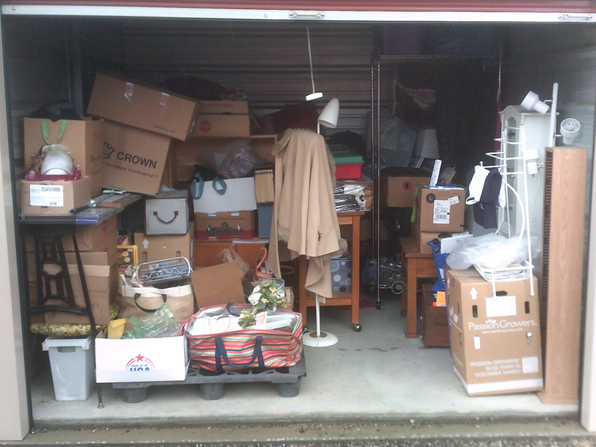 Peoria Storage Storage Unit Auction 728848 West Peoria Il Storagetreasures