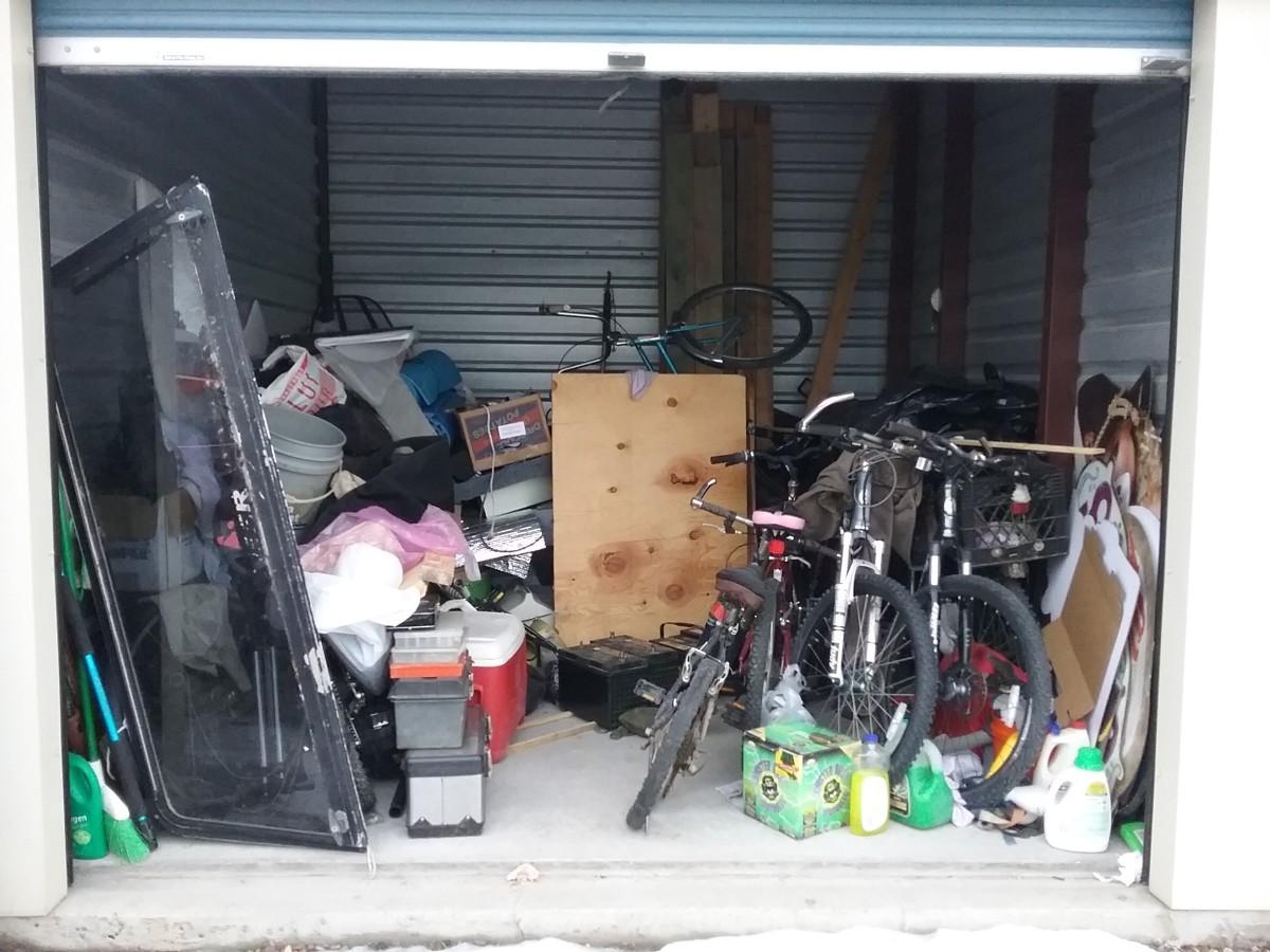 Storage Unit Auction 730568 Idaho Falls Id