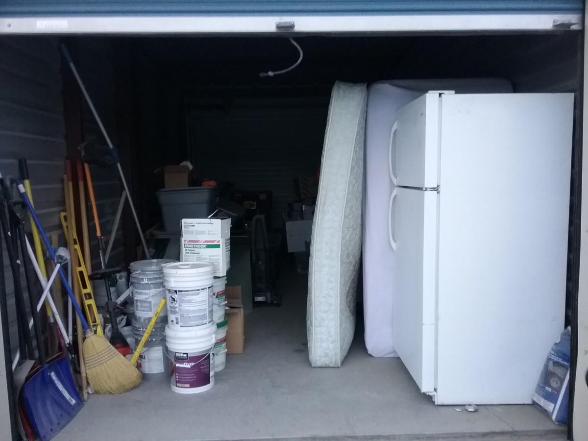 Storage Unit Auction 730572 Idaho Falls Id