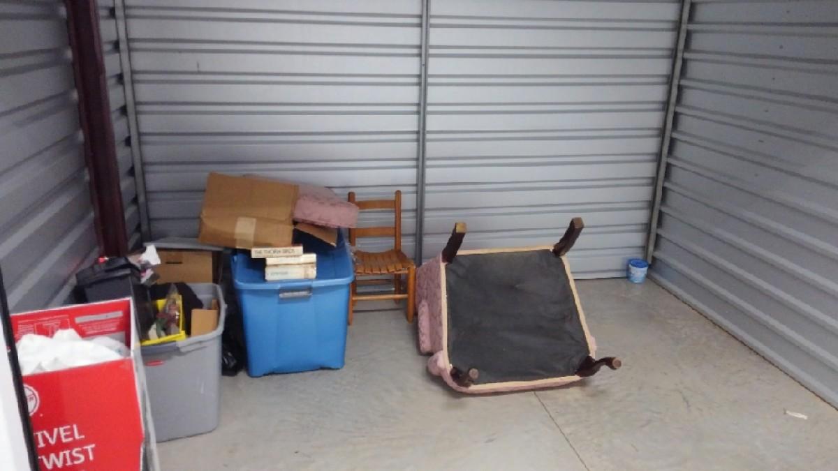 Storage Unit Auction 736774 Fort Mill Sc