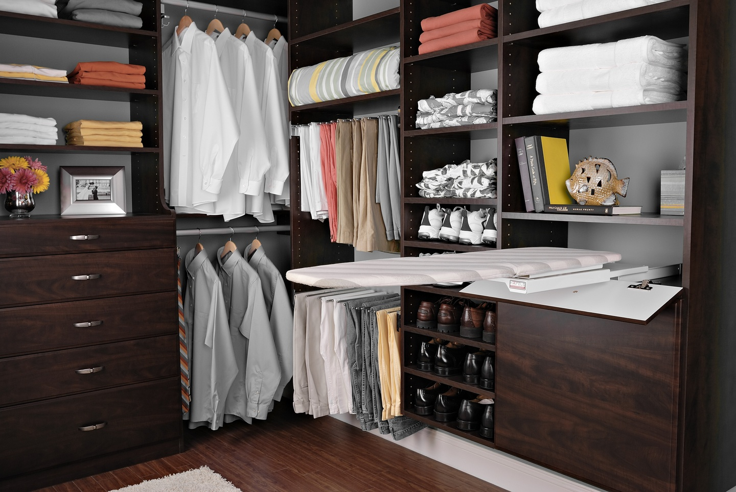 Designing A Closet Diy Custom Closet Organizers Closet Systems And Organization