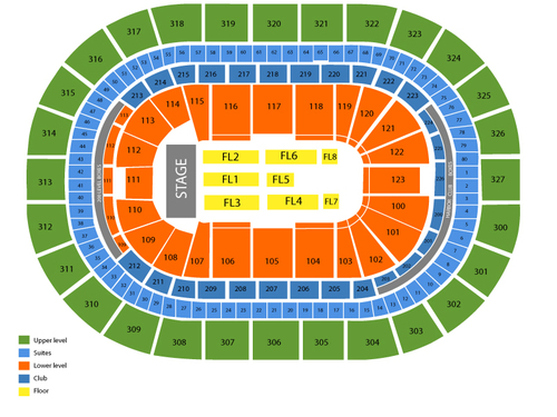 keybank center seating chart - Heartimpulsar