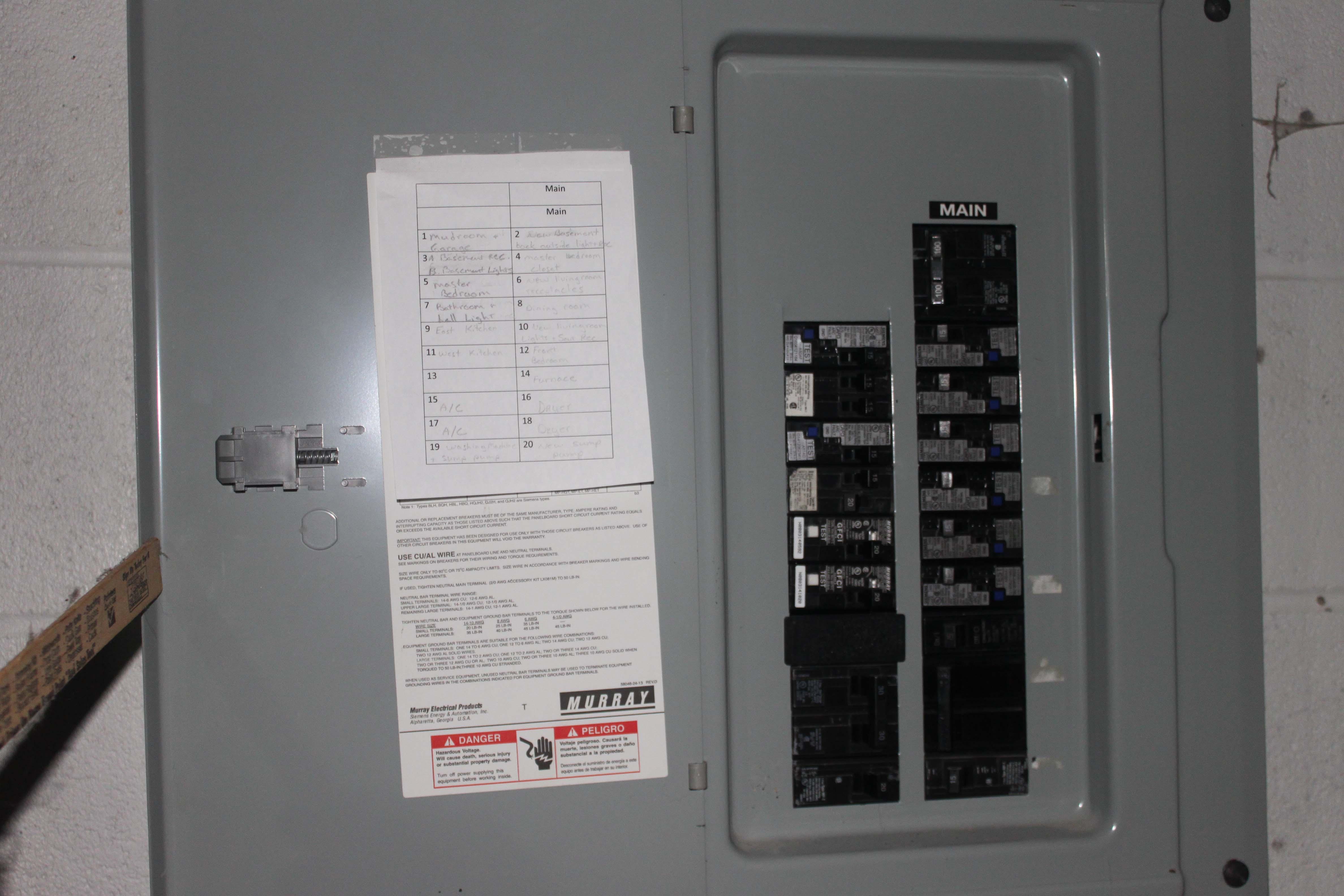screw in breaker internachi inspection forum