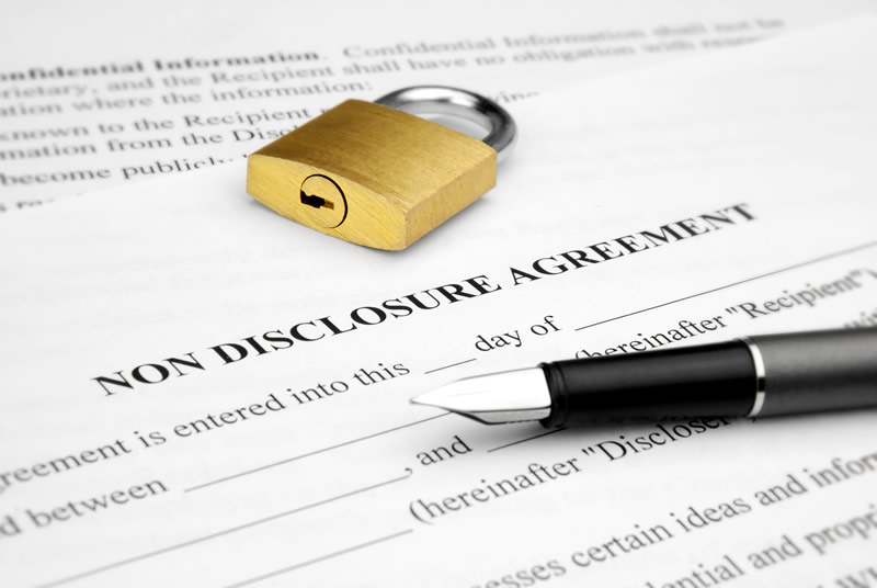 Confidentiality and Non-Disclosure Agreement SCORE