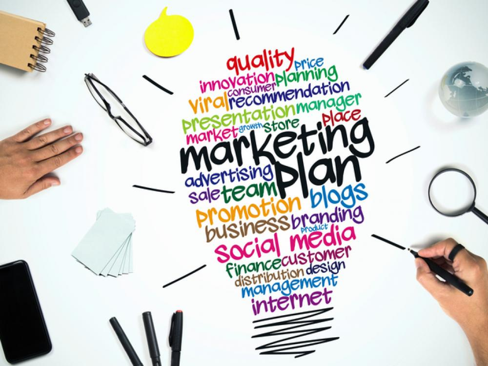 How to Write a Marketing Plan in 5 Easy Steps SCORE
