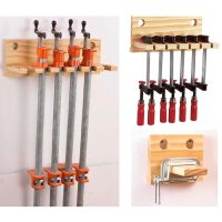 Pipe-Clamp Rack Woodworking Plan from WOOD Magazine