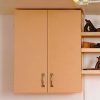Basic Wall Cabinet Woodworking Plan from WOOD Magazine