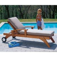 Lazy-Days Chaise Chair Woodworking Plan from WOOD Magazine