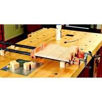Pipe-clamp Risers Woodworking Plan from WOOD Magazine