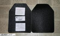 ARMSLIST - For Sale: Bullet Proof Me ceramic body armor plates