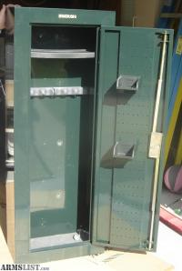 ARMSLIST - For Sale: Stack-on 8 gun steel security cabinet