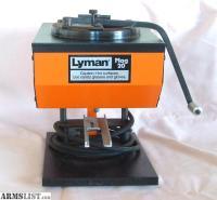 ARMSLIST - For Sale/Trade: Lyman Mag 20 Lead Furnace