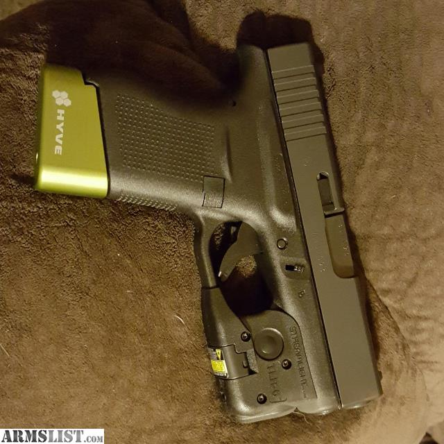 Armslist for trade glock 43 with extras