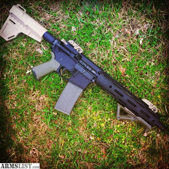 3 Inch Buis Armslist - For Sale: Ar15 Pistol 10.5 Inch Upper