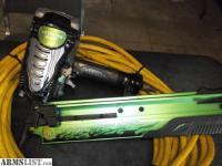 ARMSLIST - For Trade: Air Nailer - hose - nails