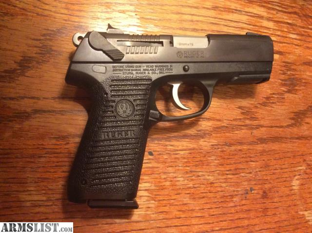 ruger p95 9mm owners manual