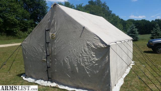 Armslist For Sale Wall Tent