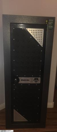 ARMSLIST - For Sale/Trade: STACK-ON TACTICAL CABINET