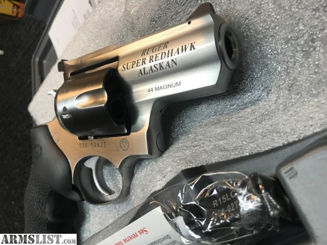 Armslist For Trade Ruger Alaskan 44