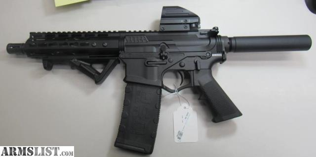 Armslist For Sale Ati Omni 223 556 Ar Pistol