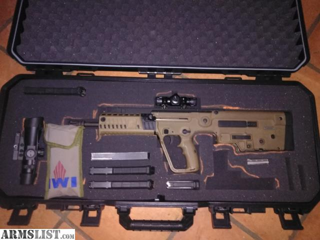 Armslist For Sale Trade Iwi It Avor X95 Fde