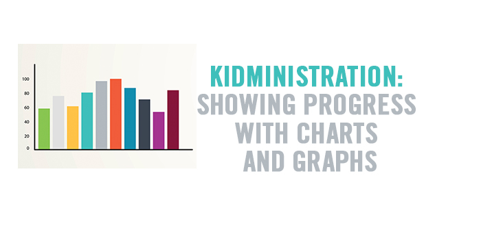 Kidministration Showing Progress with Charts and Graphs - Kids Ministry